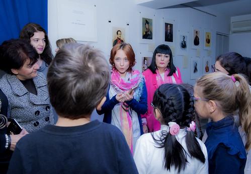 Выставка «Их знал Лермонтов». Лермонтовские выставки в Армении  при поддержке Российского центра науки и культуры в Ереване