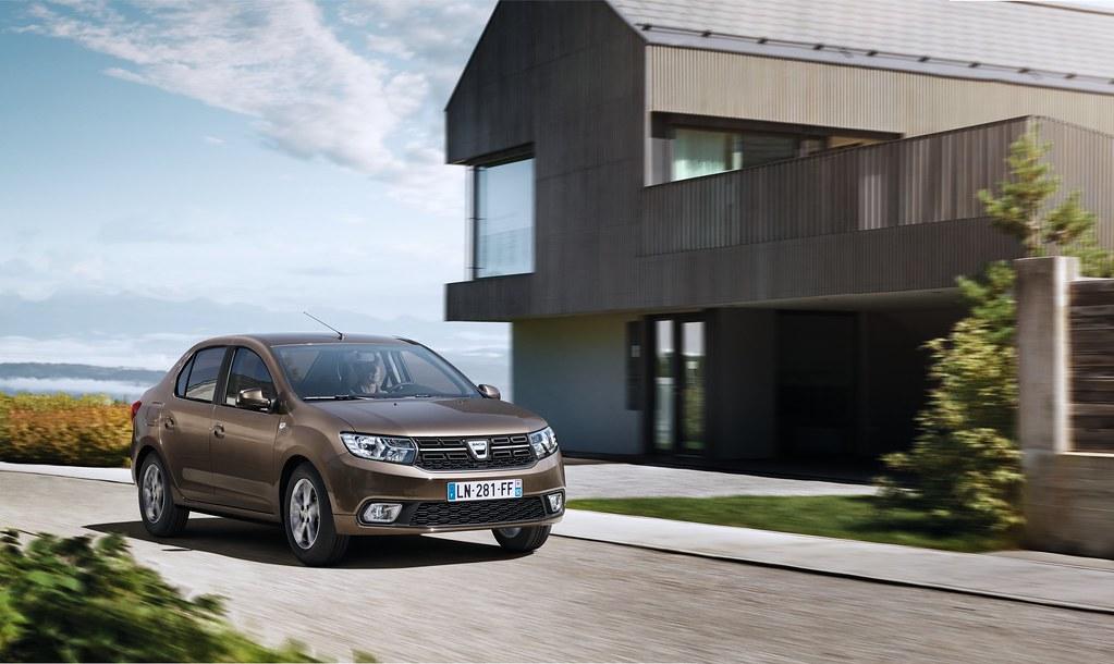 Comprar Dacia Logan