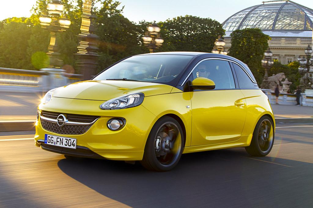 Comprar Opel Adam