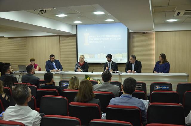 I Mostra de Processos do MP Brasileiro (09/10/18)