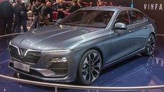 Pininfarina porta a Parigi le nuove auto del gruppo vietnamita VinFast