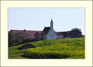 Rottal - Kapelle in Sankt Veit
