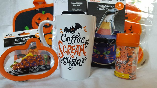 Halloween Coffee Mug Exchange
