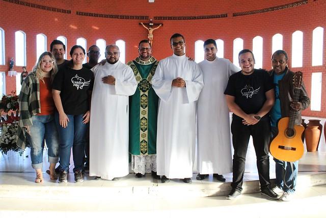Encontro Diocesano de Coroinhas - Foranias Fátima e Bonsucesso