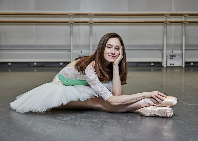 Marianela Nuñez, Principal with The Royal Ballet © Chris McAndrew