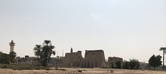 The Luxor Temple, East Bank, Valley of Nile, Egypt.