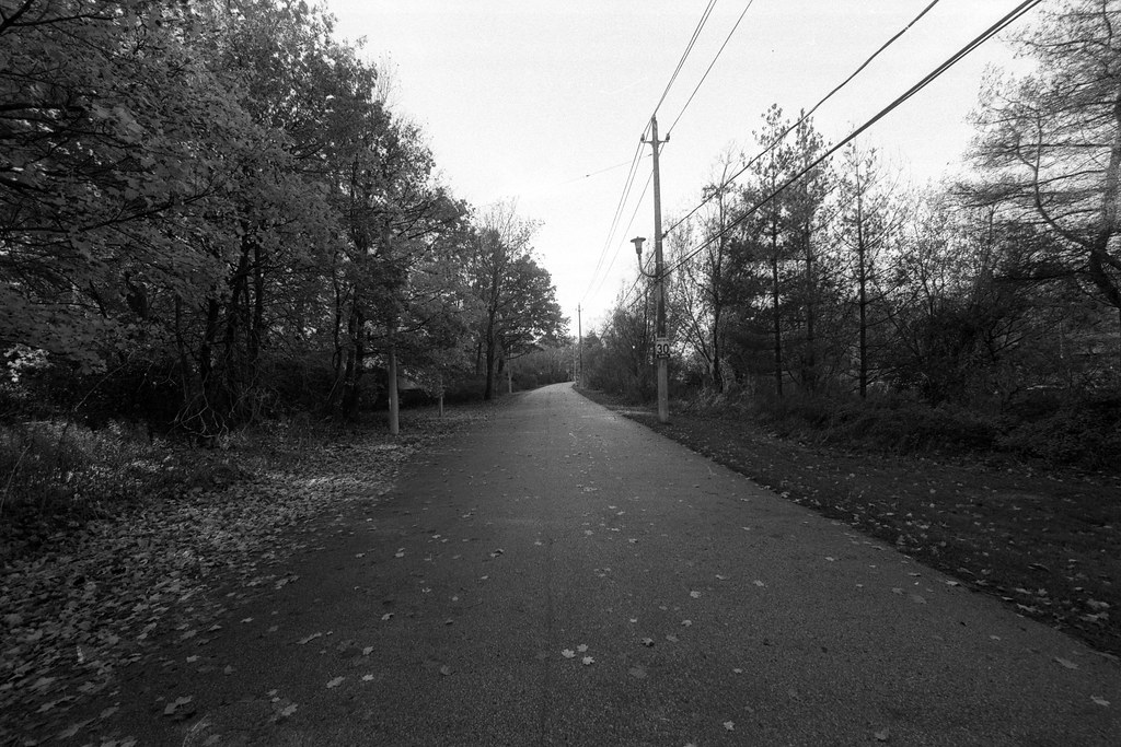 The Lonely Road.