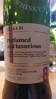 SMWS 63.51 - Perfumed and luxurious