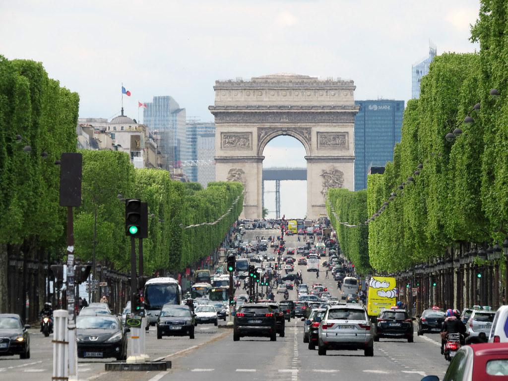 Париж. Фотоотчет. Часть 1