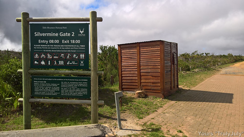 #SANationalParksWeek: The gates are open for free entry at Silvermine Nature Reserve.