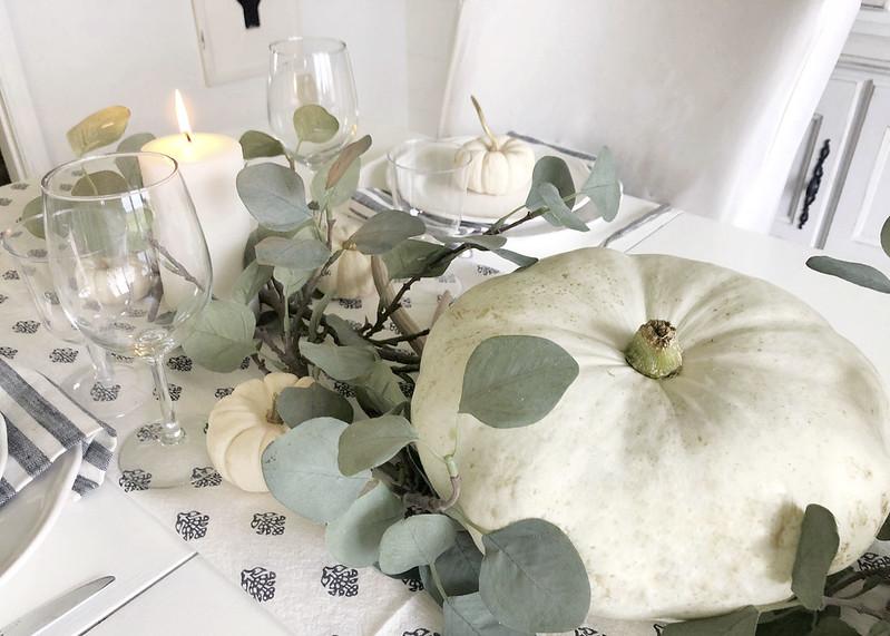 Pumpkins Eucalyptus Candles