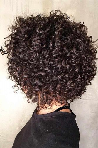 2019 Shapely Curly Bob Haircuts-Try This Season 7