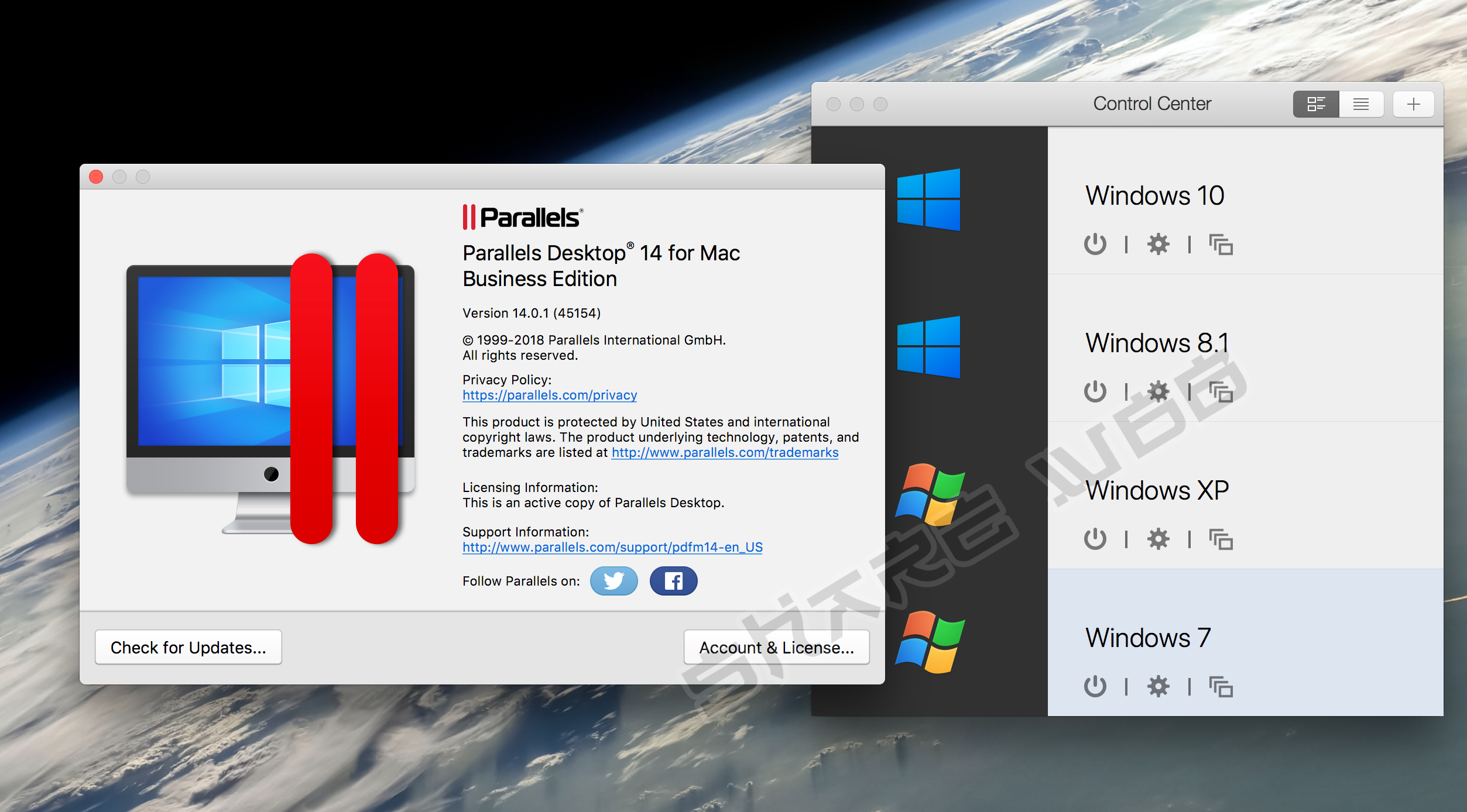 Parallels Desktop for Mac Business Edition 14.0.1 (45154) – sHaRewBB