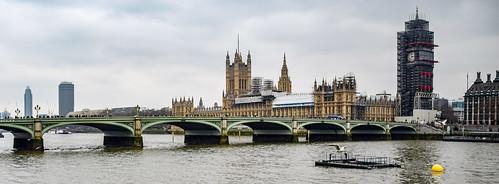 United Kingdom - England - London - Embankment