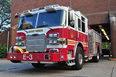 Mount Vernon Fire Department Engine 3