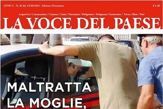 Noicattaro. copertina 36 font