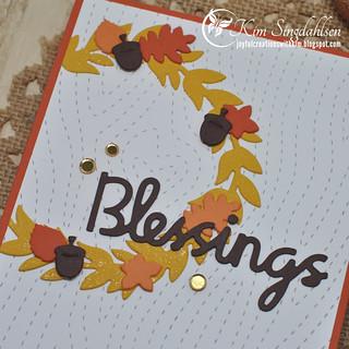 CTD Blessings Close