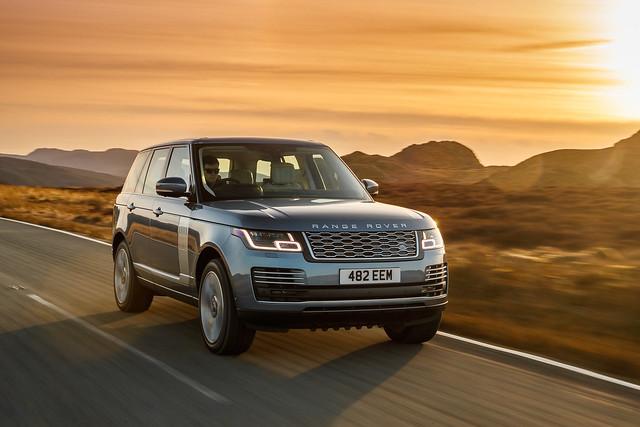 Comprar Land Rover Range Rover