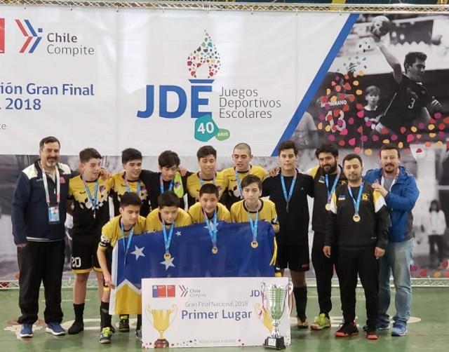 Campeones Nacionales