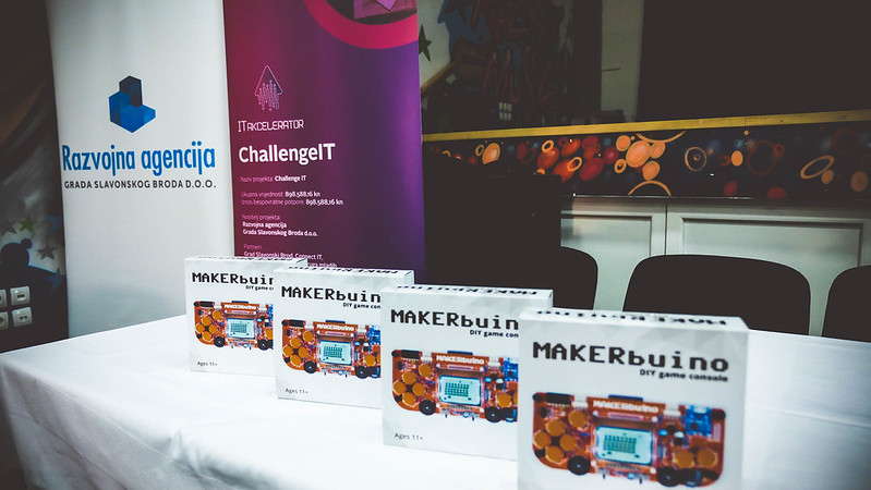 Uvodna konferencija projekata Challenge IT i Turn razvojne agencije Grada