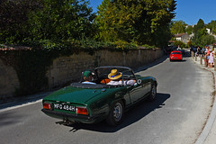 Lotus Elan - Photo of Saint-Simon