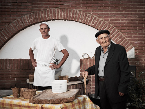 Mastri casari [Master cheesemakers]