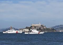US Coast Guard - Fleet Week - San Francisco 2018