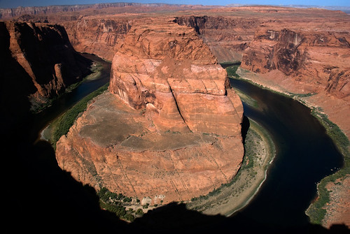 Horseshoe Bend in Utah, USA