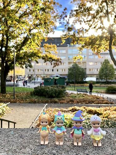 stockholm, october 2018 -