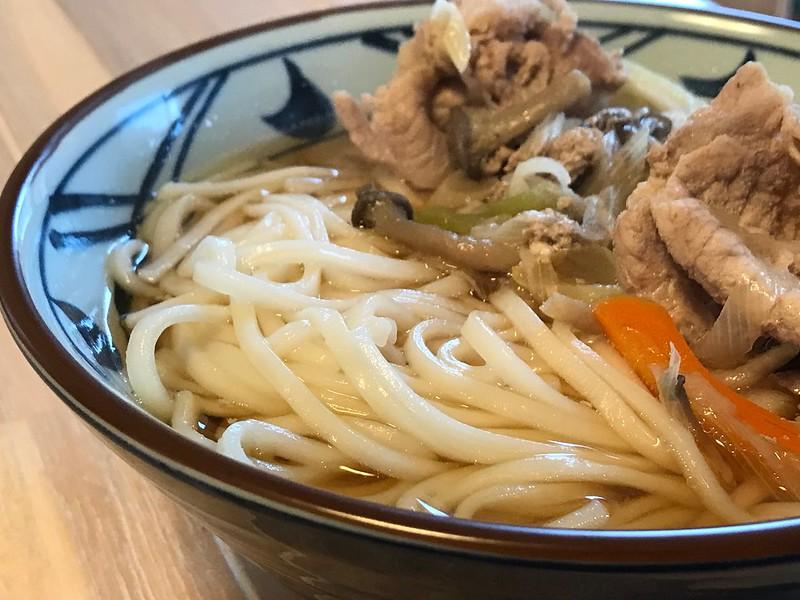 石丸製麺 讃岐ざるうどん