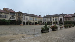 20181007-03 Labastide-d'Armagnac » Place Royale - Photo of Créon-d'Armagnac