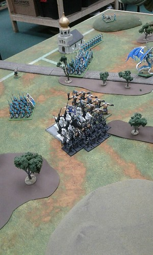 Turn 2 Beastmen | by bandlesstony
