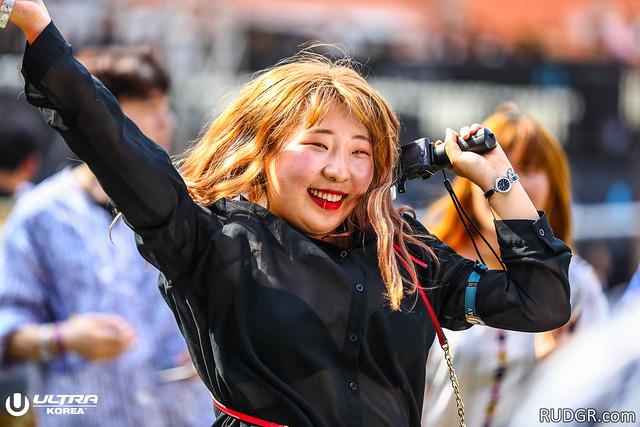 Ultra Korea 2018