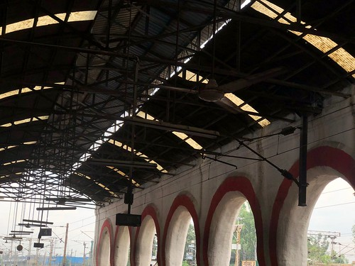 City Landmark - Most Beautiful Railway Station, Ghaziabad Junction