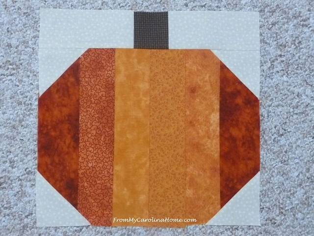 Autumn Jubilee 2018 Quilt Along at FromMyCarolinaHome.com