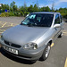 W56 AJX - Vauxhall Corsa @ Killingworth