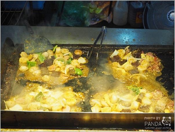 香腸炒米腸 (10)