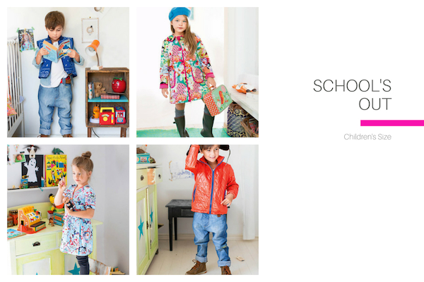 School's Out Children's Collection