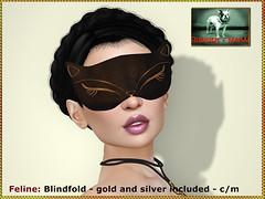 Bliensen - Feline - Blindfold