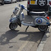 Vespa PX125 - Liverpool Street, Digbeth - Mod a Way of Life