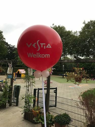 Cloudbuster Rond Opening Speeltuin Afrikaanderplein Rotterdam Vestia