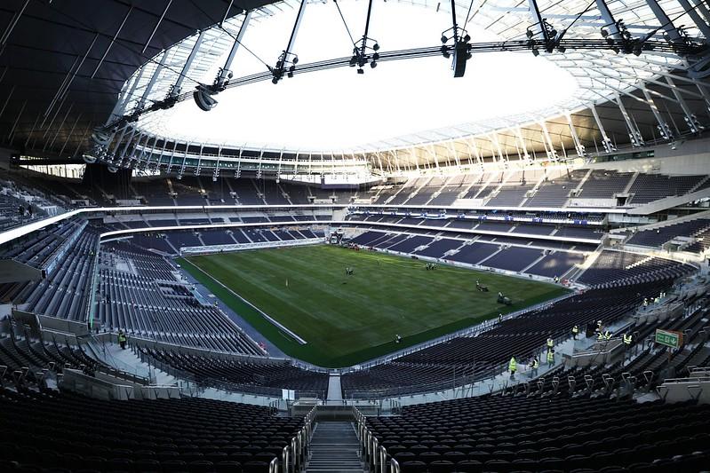 Tottenham Hotspur Stadium - October 4, 2018