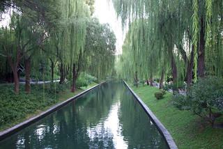 Canal in Beijing by ludger.heide