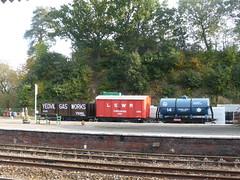 Yeovil Junction Wagons