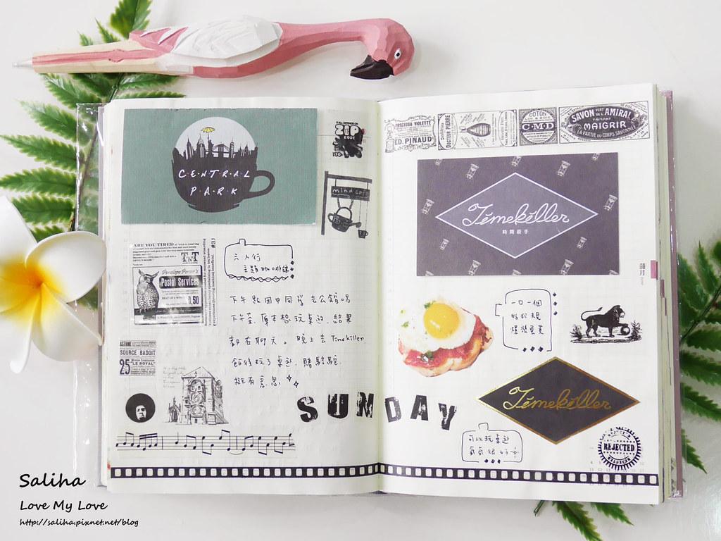 手帳裝飾日記紙膠帶裝飾技巧分享推薦 (10)