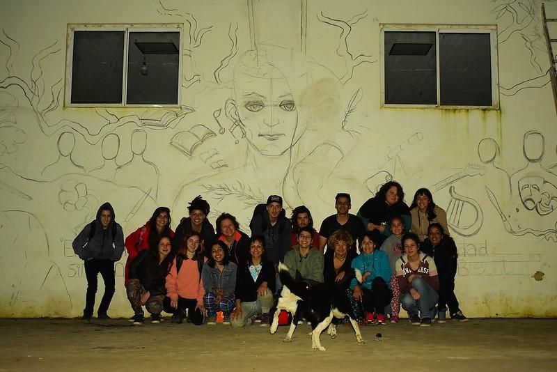 mural abierto