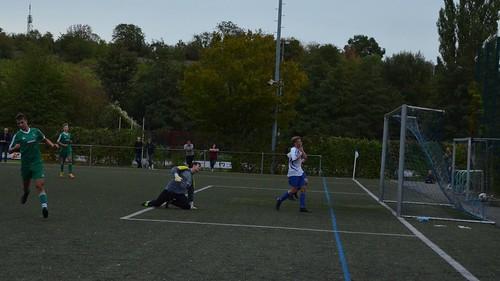 TSG Steinheim/GSV Erdmannhausen A 1:7 TSV Benningen A