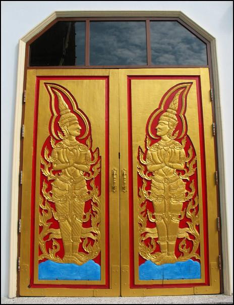 Wat Mongkhon Nimit Door