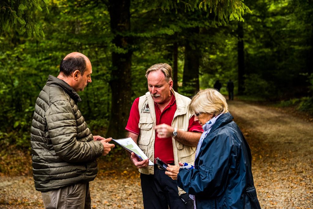 Pilzexkursion in Niederlenz, Herbst 2018