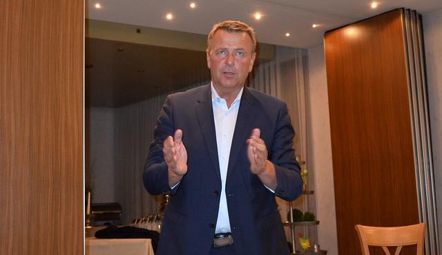 Besuch des FDP-Landesfraktionschefs Christof Rasche am 26. September 2018 zur Kreiswahlversammlung in Stolberg